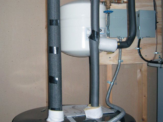 Consider Tankless Water Heaters