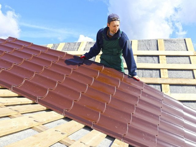 Metal Roofing For Homes